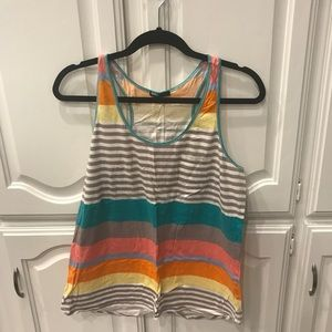 Urban Outfiters Striped tank